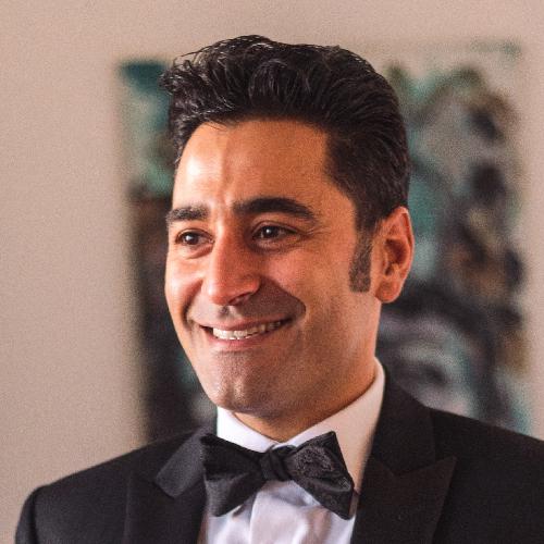 Headshot of Nabil Fahel