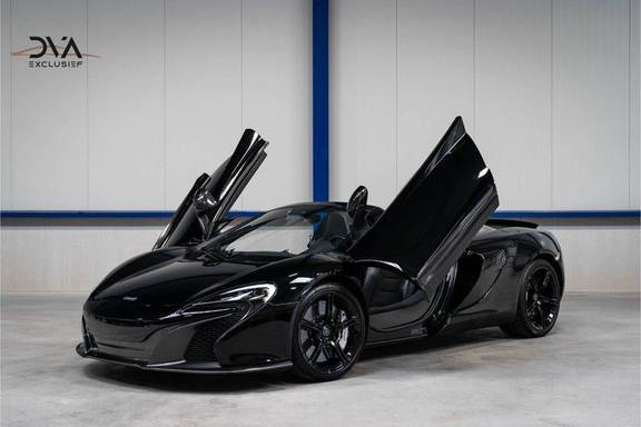 McLaren 650S SPIDER DealerOnd/LIFT/Carbon/XPELL