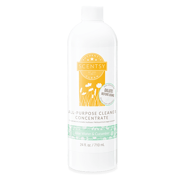 Aloe Water & Cucumber All-Purpose Cleaner Concentrate