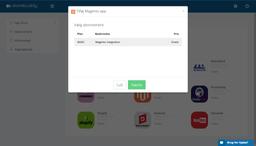 Billy Regnskabsprogram samarbejder med Magento og Storebuddy