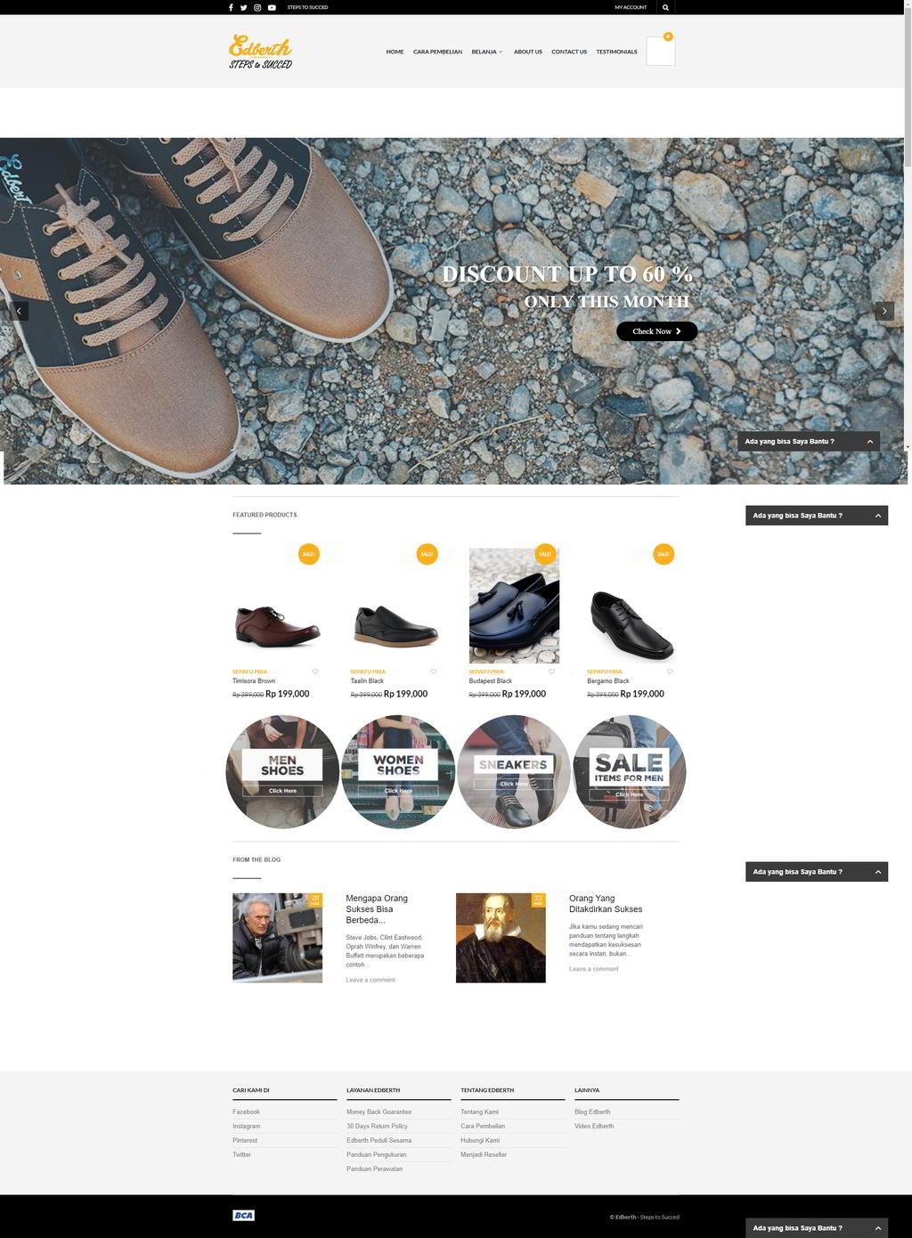 Edberth.com - Edberth Shoes