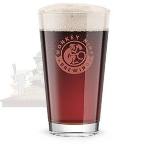 Rendering of Monkey 9 Malty Papa ESB Beer