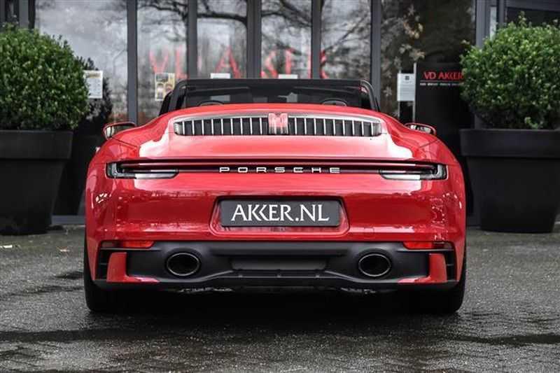 Porsche 911 4S CABRIO SPORTDESIGN+4WSTURING+SPORTCHRONO afbeelding 20