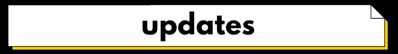 updates header