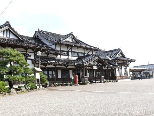 旧JR大社駅 JR Taisha Station