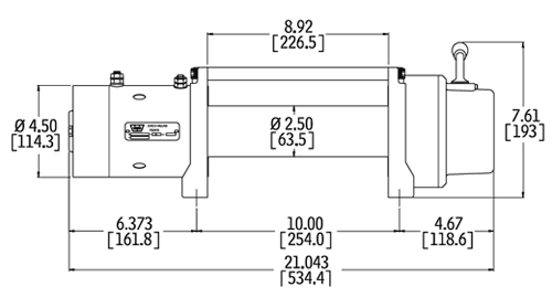 warn winch m8000 wiring diagram the warn m8000 and m8 winch buyer s guide roundforge  the warn m8000 and m8 winch buyer s