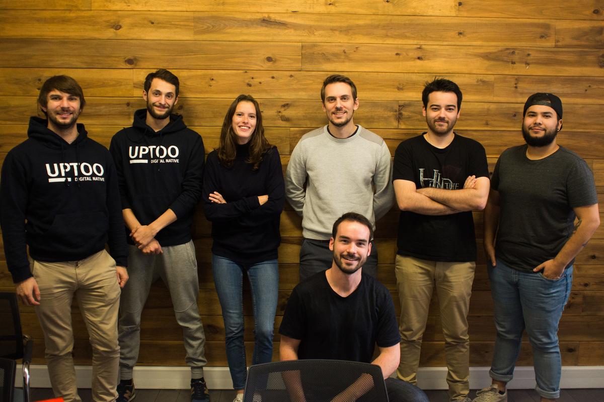 L'équipe Uptoo