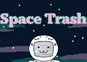 Space Trash Icon