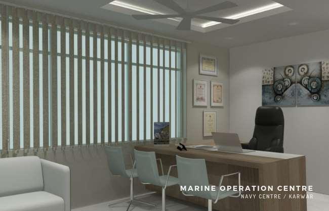 Marine Operation Centre at Karwar