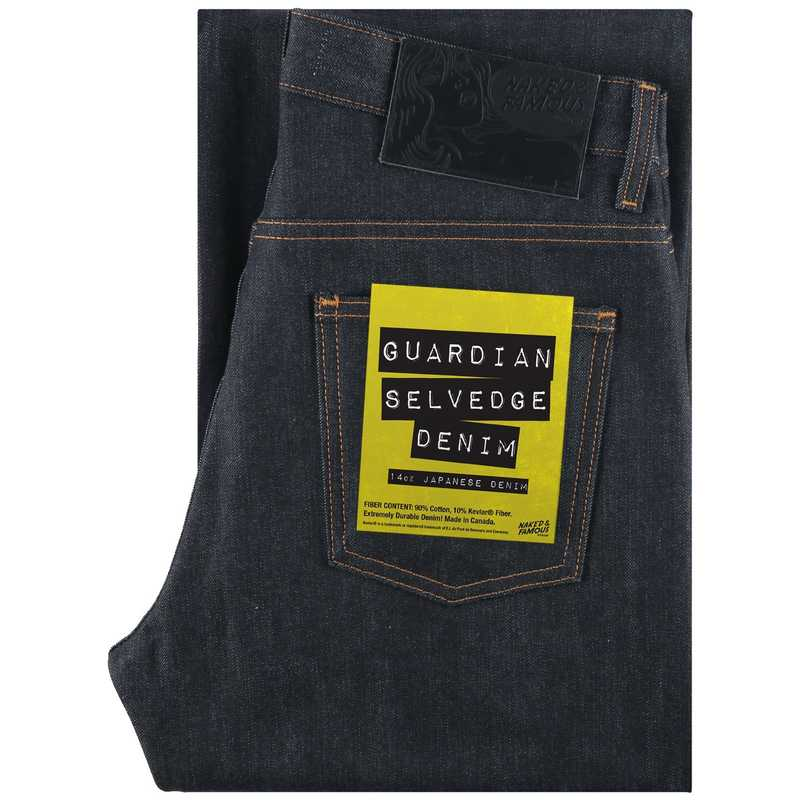 Strong Guy The Guardian Selvedge 14 oz Kevlar