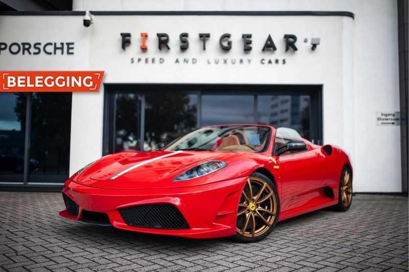 Ferrari F430 4.3 V8 Scuderia Spider 16M afbeelding 25