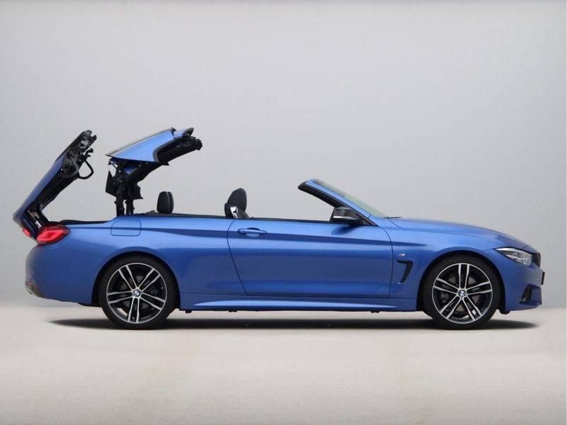 BMW 4 Serie Cabrio 430i High Exe M-Sport afbeelding 20