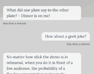 Jokebot: fetching jokes and quotes from open APIs