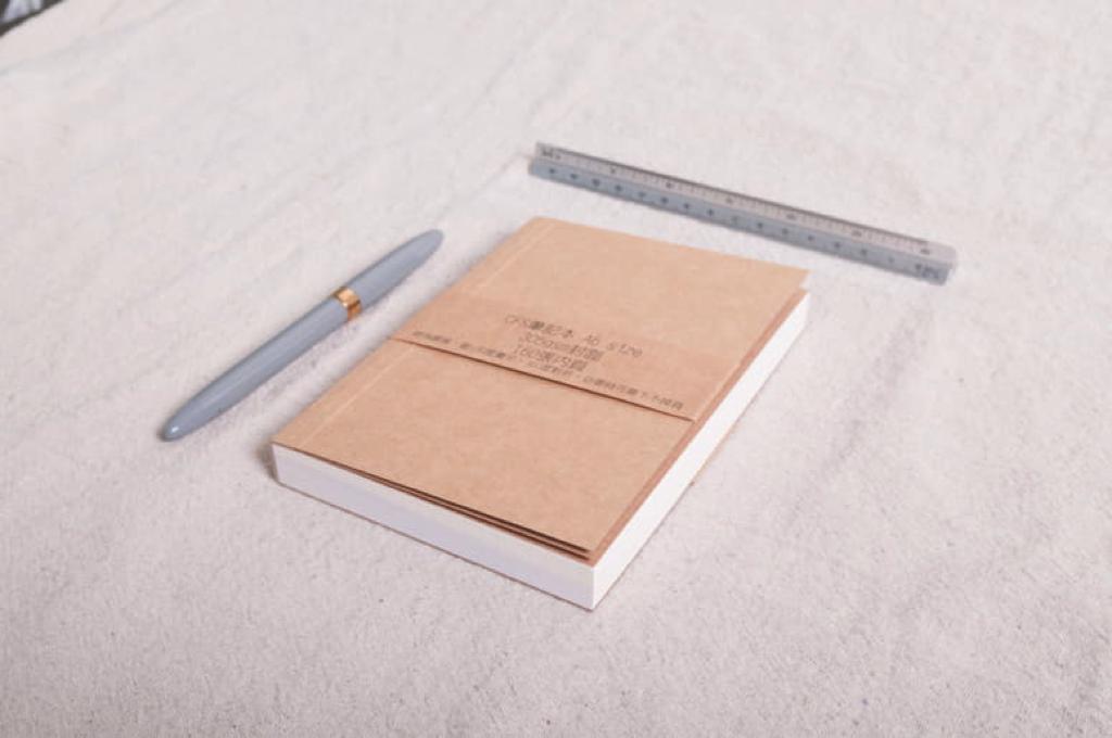 以前愛用的是臺灣的iPaper CFS筆記本