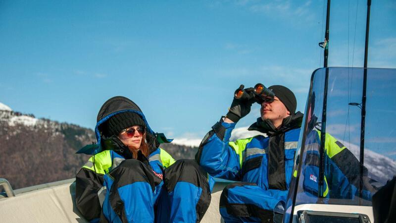Balestrand Fjord Angling & Trolling & Fishingnets