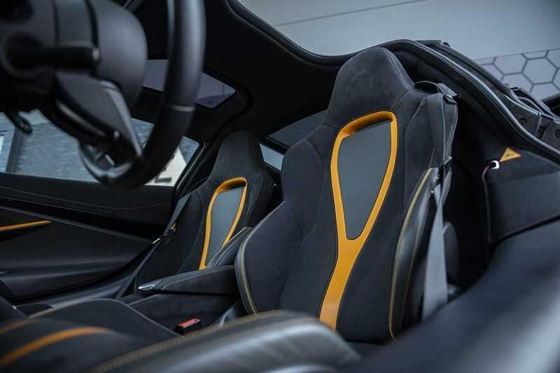 McLaren 720S 4.0 V8 Performance BTW + CF INTERIOR + LIFTING + SOFT CLOSE afbeelding 2