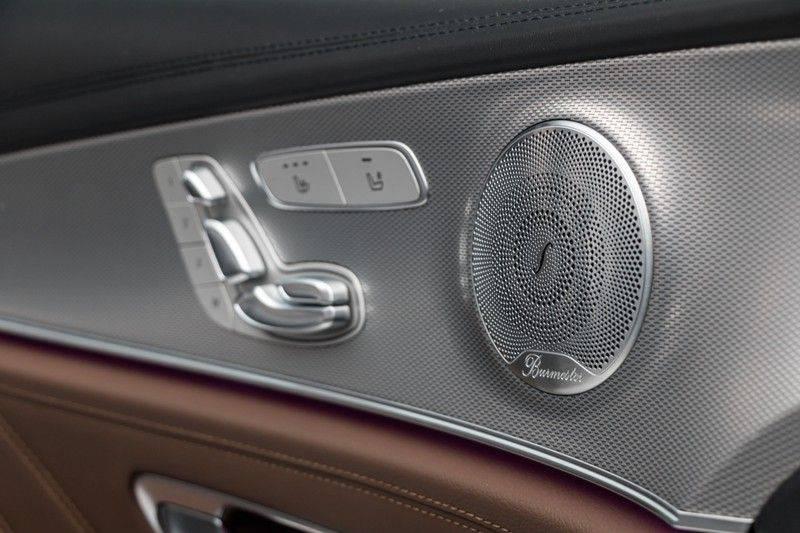 """Mercedes-Benz E-Klasse E63s AMG 4Matic 612pk Panoramadak Distronic Schaalstoelen Burmester ComandOnline Keyless 20"""" Parktronic Pdc VerlengdeGarantie t/m 03/2022 afbeelding 16"""