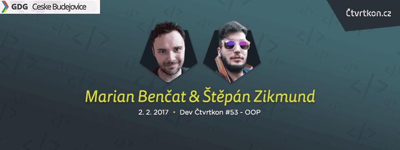 Pozvánka na Čtvrtkon #53 – 2. února 2017