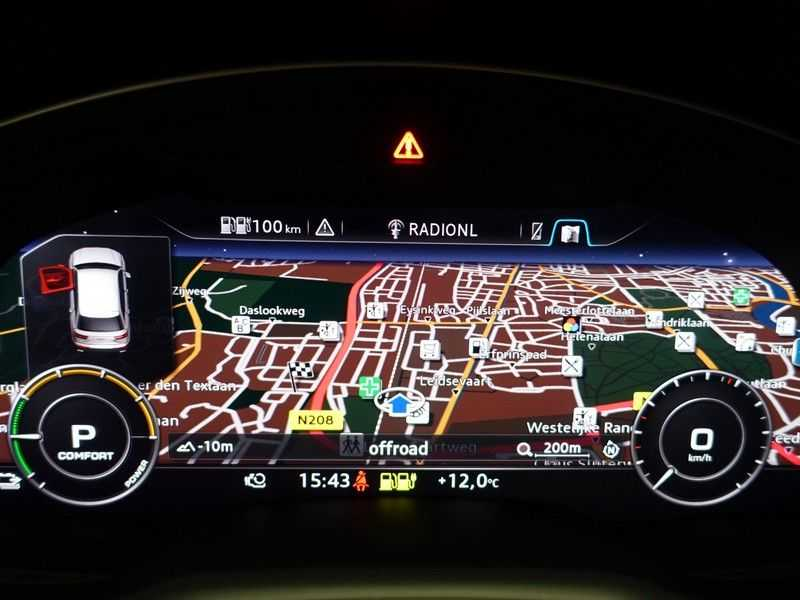 Audi Q7 3.0 TDI e-tron 374pk Quattro S-Line - Pano, Virtual Cockpit, Camera, Leer, Full! afbeelding 6