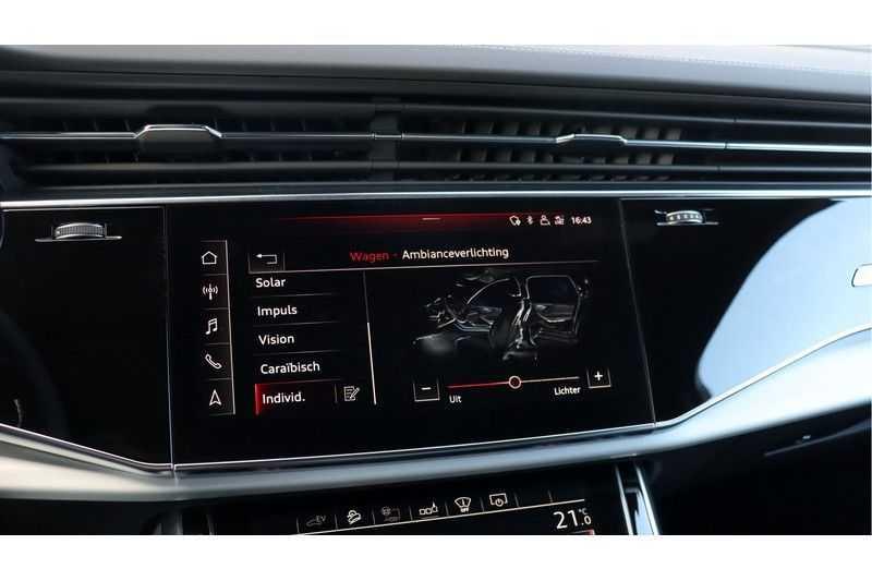 Audi Q7 60 TFSI e quattro Competition BOSE, Panoramakdak, Massage, DAB, Ruitstiksel afbeelding 13