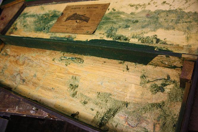 RESTORING A TREASURED GUN BOX 3
