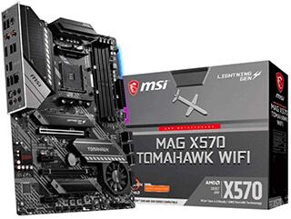 MSI MAG X570 TOMAHAWK