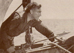 John barrymore as Ahab
