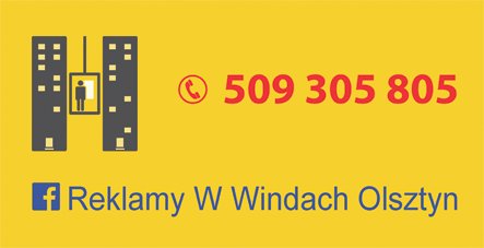Reklamy W Windach Olsztyn
