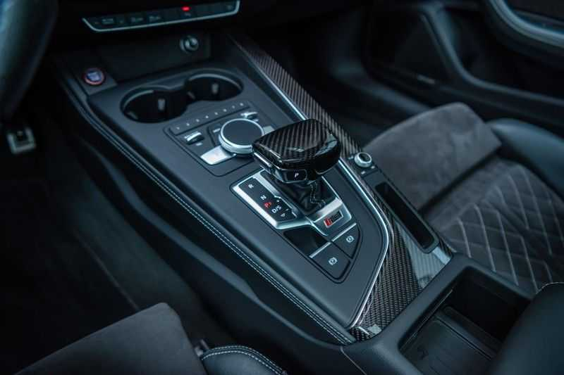 Audi RS5 Coupé 2.9 TFSI Quattro Pro Line Plus, 520 PK/JD, Full Capristo-R, Full Carbon, 20'' BBS Wheels, Pano/Dak, 52DKM!! afbeelding 16