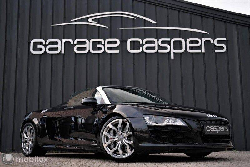 Audi R8 Spyder 5.2 V10 FSI   LED   B&O afbeelding 1