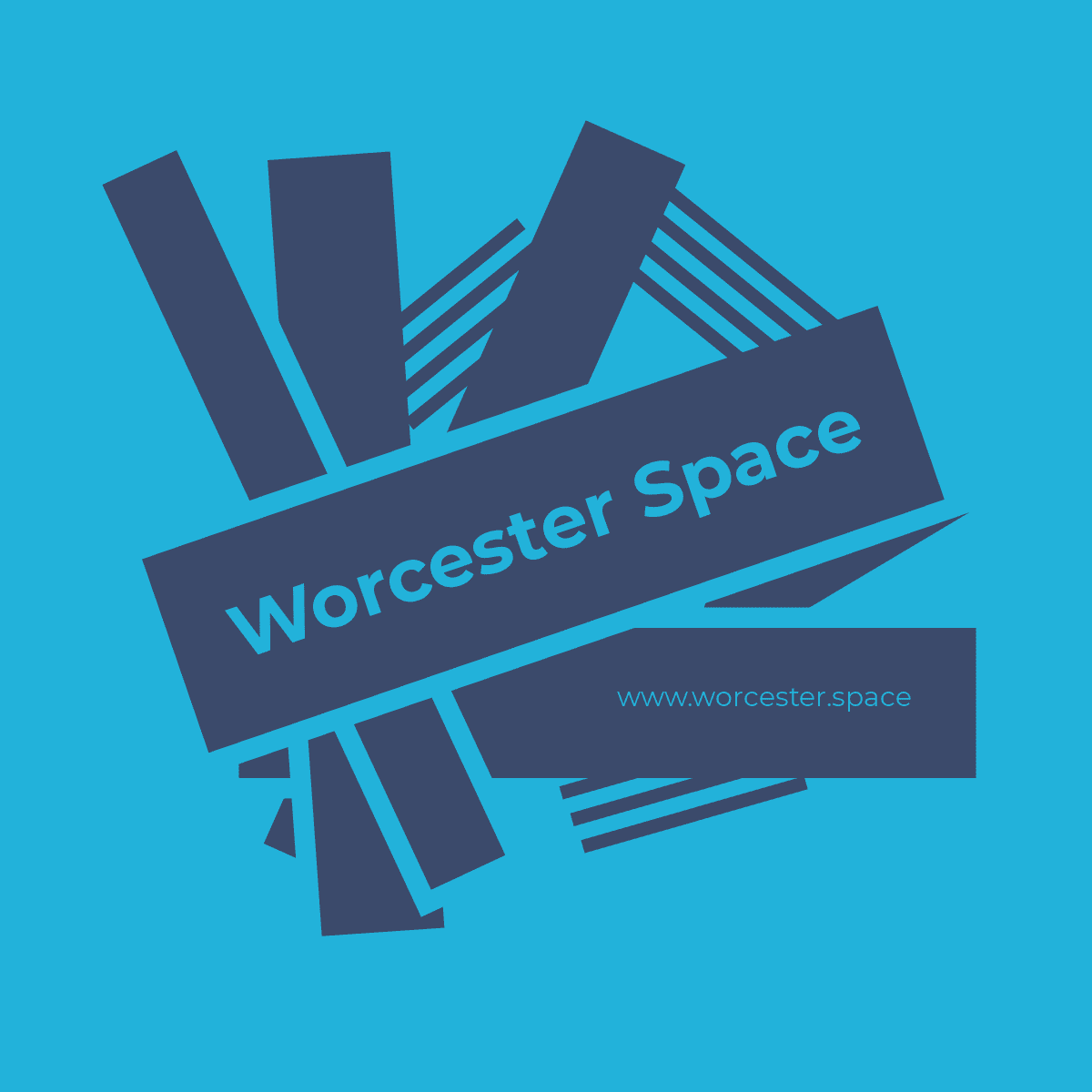 worcester space logo