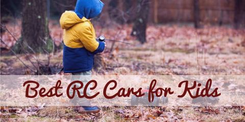 10 Best Remote Control Cars for 2, 3 and 4 Year Olds