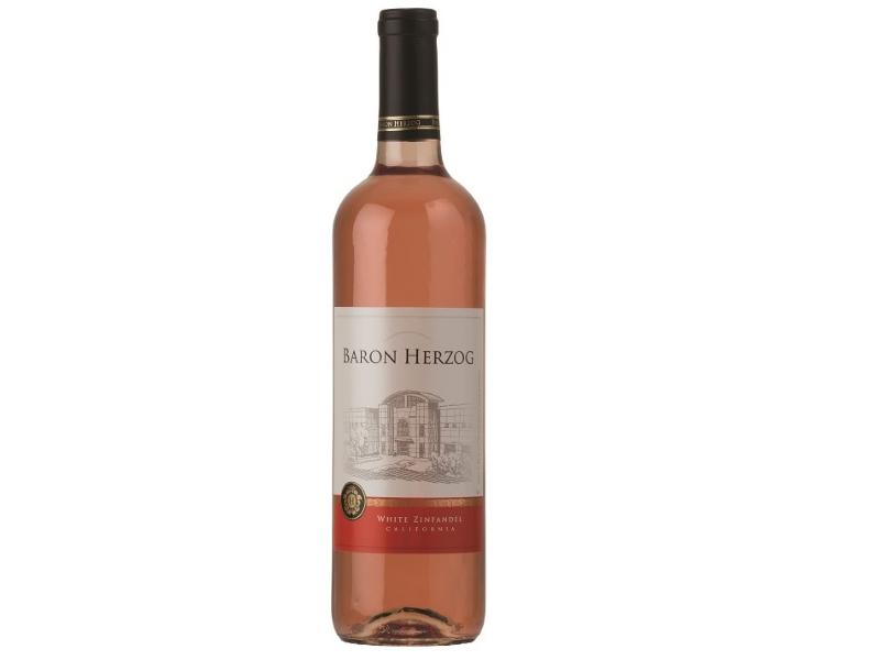 Baron Herzog White Zinfandel Wine (750ml)