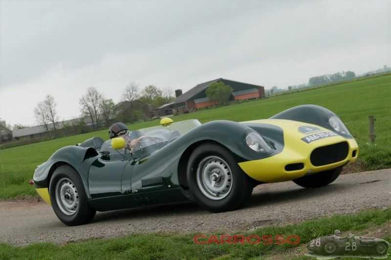 Jaguar Lister Knobbly Evocation RHD afbeelding 23
