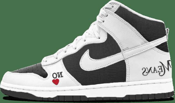 Nike x Supreme SB Dunk High