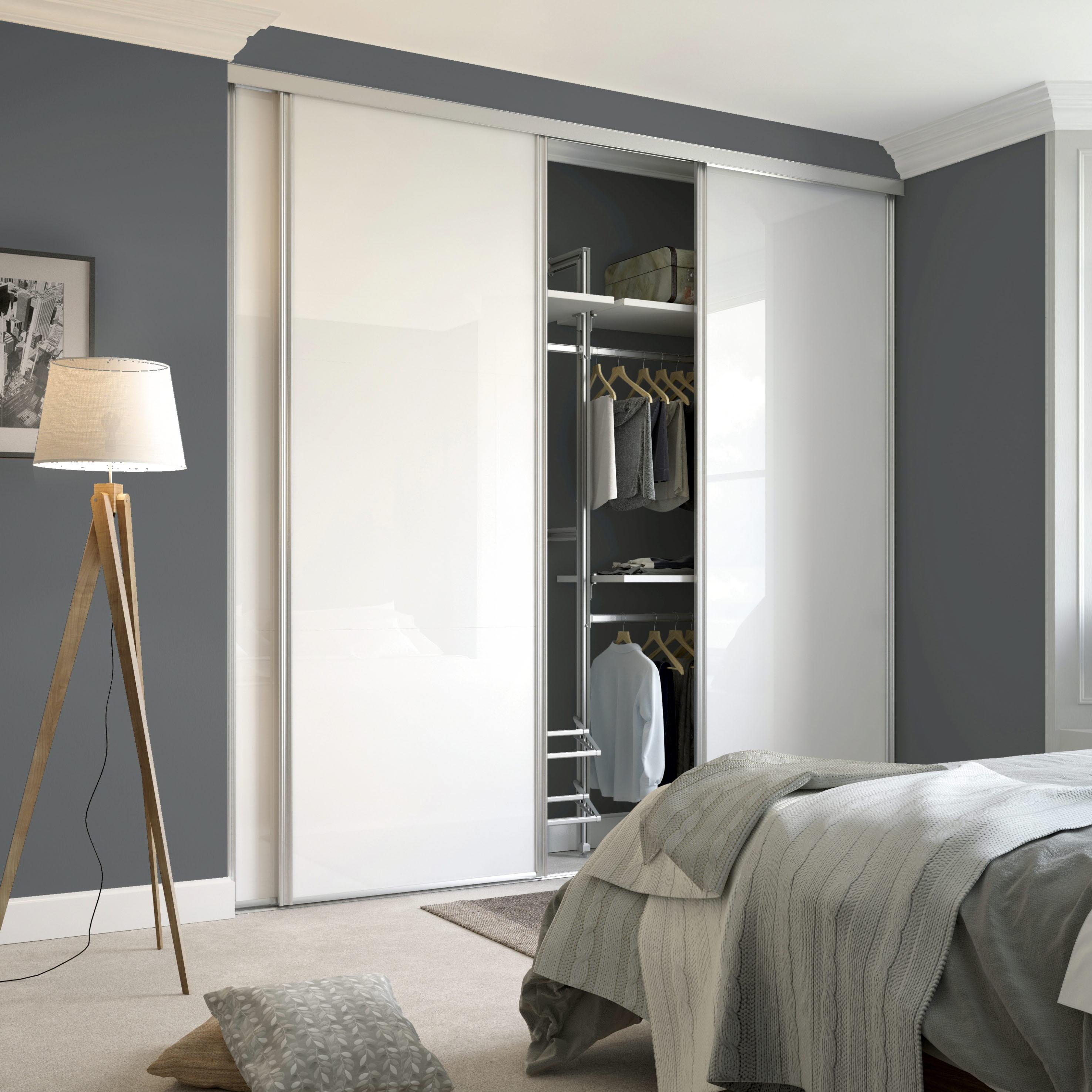 Sliding Wardrobe Doors Standard Framed  Wardrobe Doors