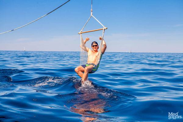 Take some time out… to go sailing in Greece