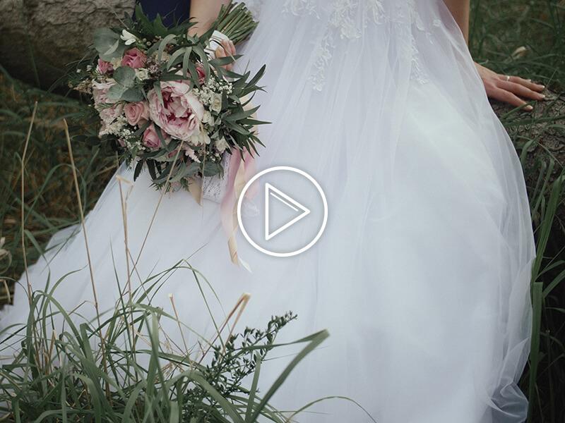 Jitka a Tomáš svatební video