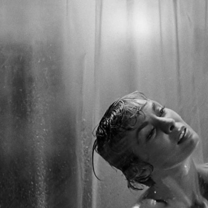 Кадр изфильма «Психо» (1960)