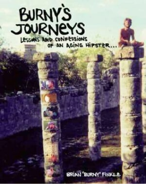 Burny's Journeys book cover