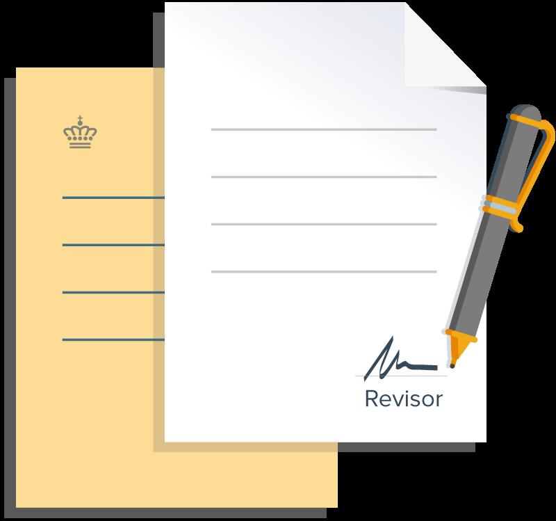Få en revisorpåtegning til din kompensationsansøgning