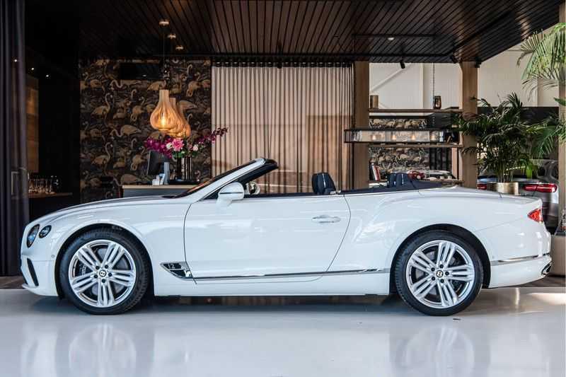 Bentley Continental GTC 6.0 W12 | Dynamic Ride | Comfort Sport | Massage afbeelding 7
