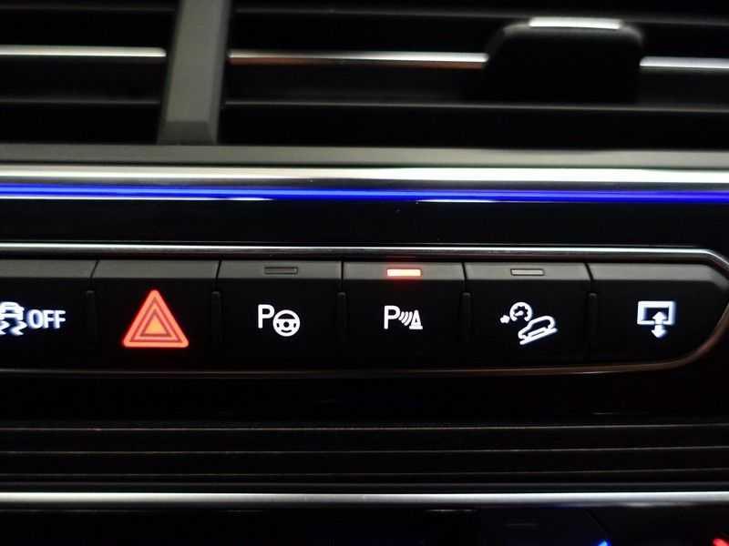 Audi Q7 3.0 TDI e-tron 374pk Quattro S-Line Autom- Bose, Virtual Cockpit, 360 Camera, Park Assist, Leer afbeelding 14