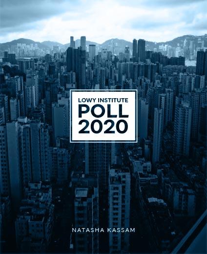 Lowy Institute Poll 2020