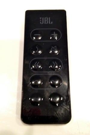 JBL remote