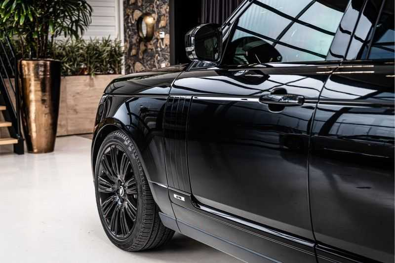 Land Rover Range Rover 5.0 V8 SC LWB Autobiography | Black Pack | Long Wheel Base | Massage | Panorama | Meridian Surround | Drive Pro Pack afbeelding 3