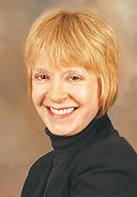 Headshot of Dr. Bonnie Johnson