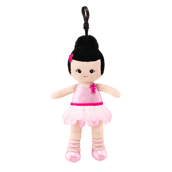 Primrose the Pixie Buddy Clip + Sugar Cookie Fragrance
