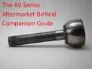 FJ80 Birfield Comparison Guide Title
