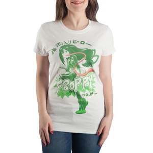 My Hero Academia Froppy Anime Apparel T-Shirt